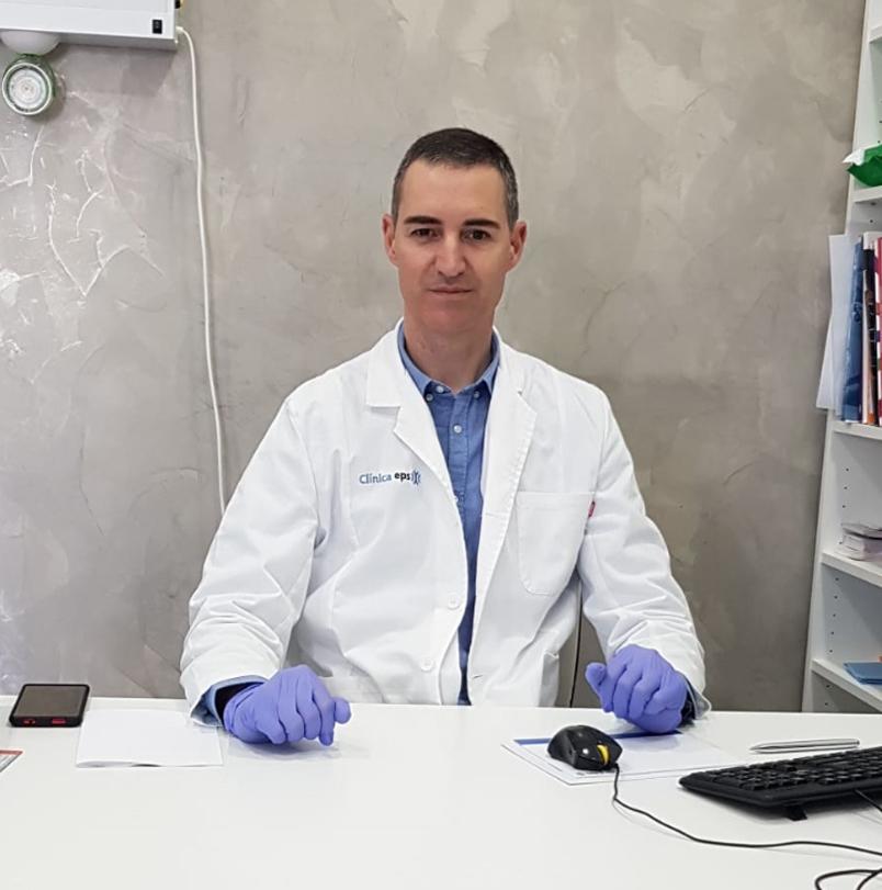 Dr. JOSE MARIA DUQUE SAN JUAN