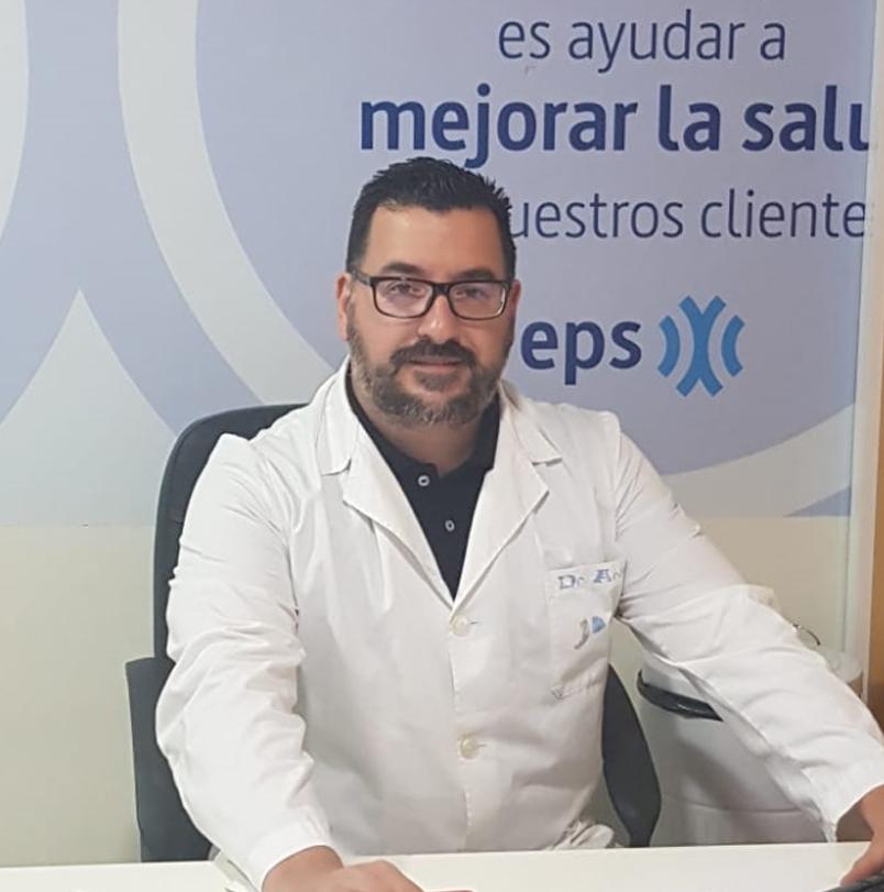 Dr. ISIDORO ARJONA CARMONA
