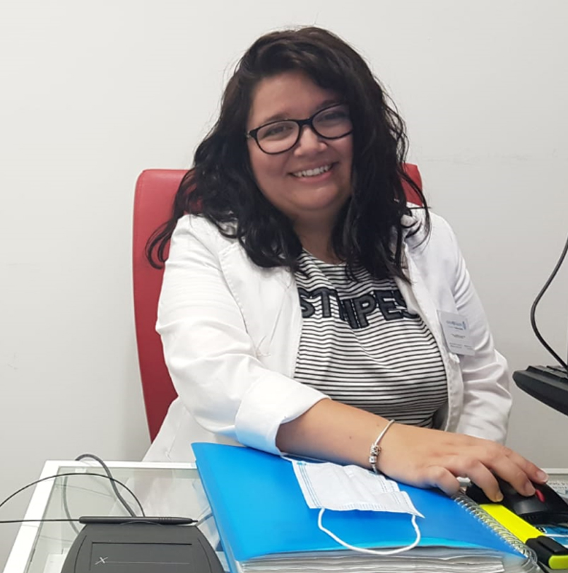 DRA. PATRICIA PALLARES MARÍN